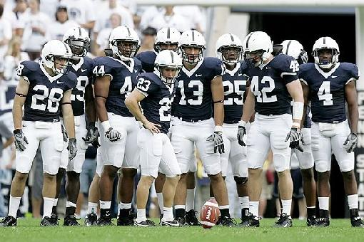 BIG TEN OSU Buckeyes Engage with the PSU Nittany Lions