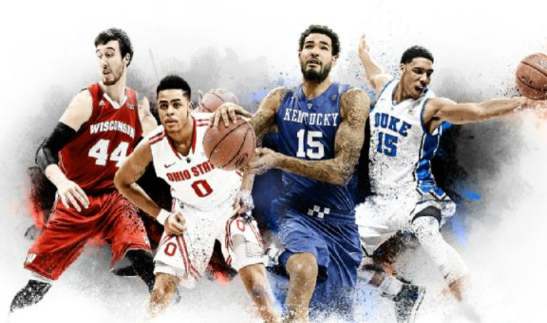 MARCH MADNESS SWEET SIXTEEN AND ELITE EIGHT