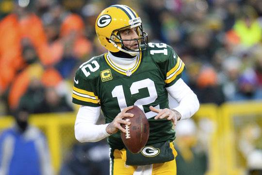 Watch Your Back, Aaron Rodgers