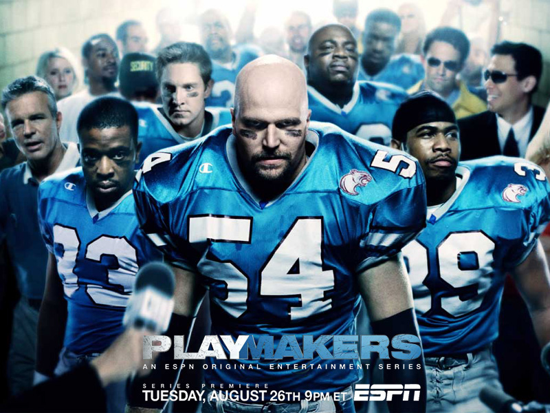 "How ""Playmakers"" paved the way for ""Ballers"""