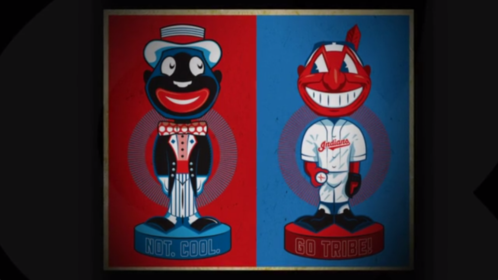 Are some sports mascots racist?